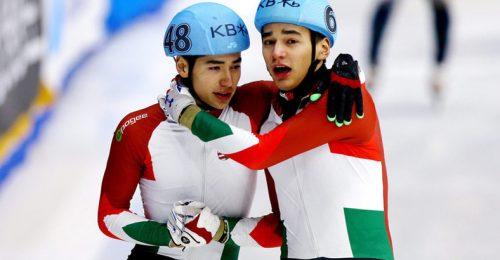 Olimpiai bajnok lett a magyar férfi váltó csapat