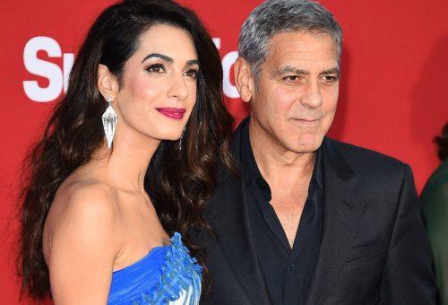 George Clooney végre elárulta, hogy ismerkedett meg feleségével