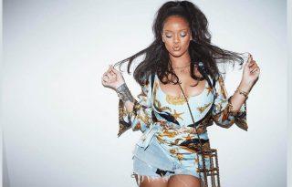 Rihanna rajongói mostantól eldobhatják a borotvát