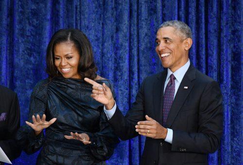 Ezt az ajándékot adta férjének Michelle Obama az idei Valentin-napon