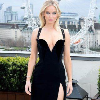 Jennifer Lawrence nagyon ideges lett a 'szexista' ruháján hisztiző kommentekre