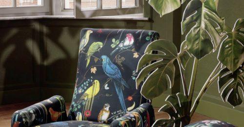 Itt a Christian Lacroix legújabb, lakásba szánt kollekciója