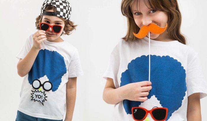 Gyerekek az eddigi legcukibb Stella McCartney pólóban