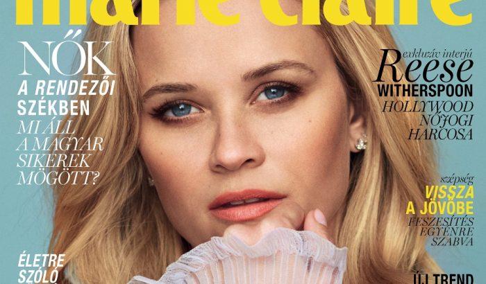 Megjelent az áprilisi Marie Claire!