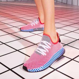 Minimalista tavaszi sneaker az adidastól