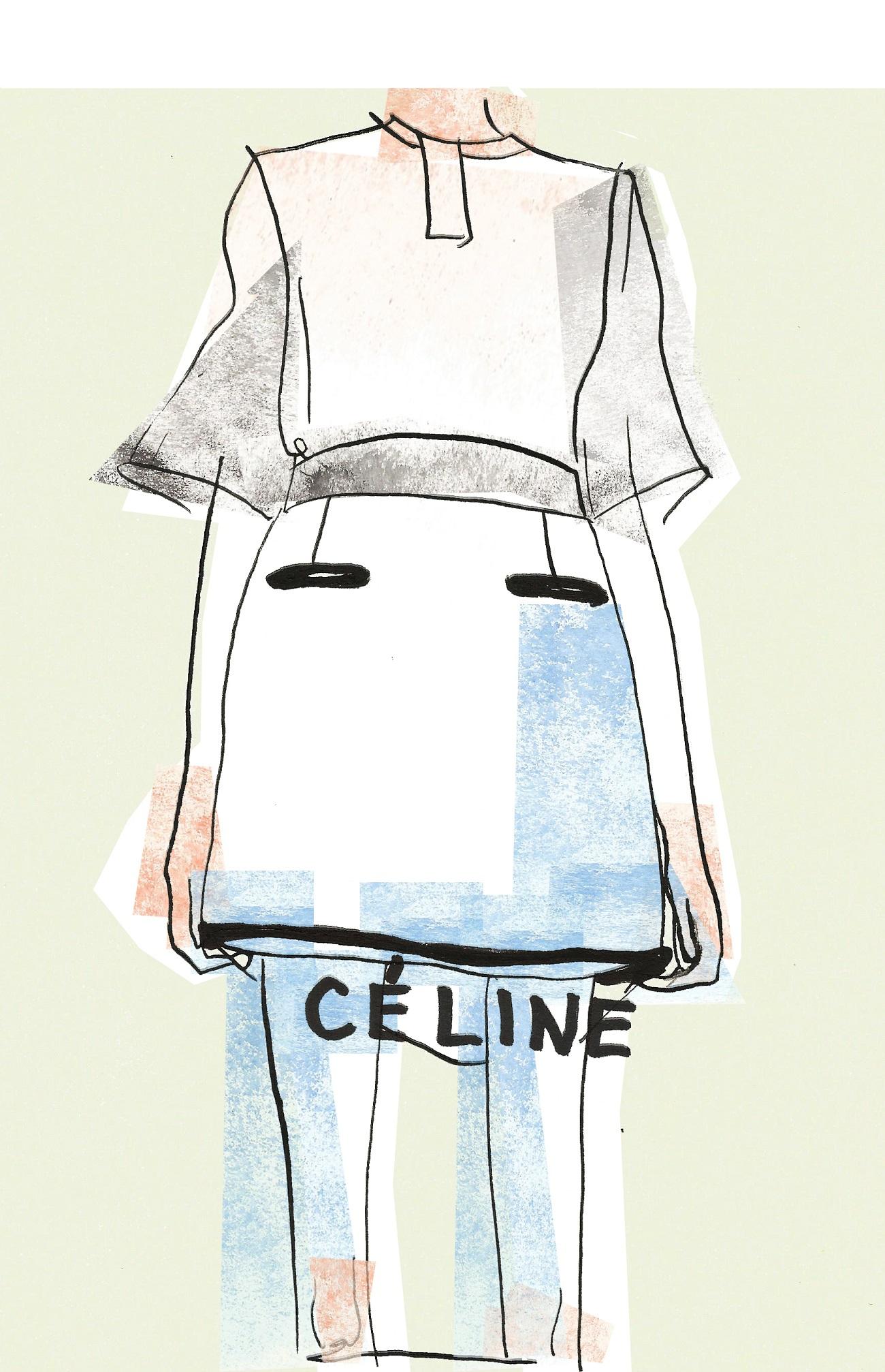 6. kép: Céline