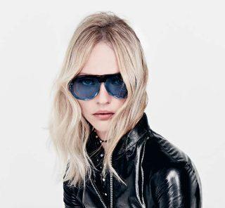 Túlméretezett napszemüvegekkel erősít a Dior