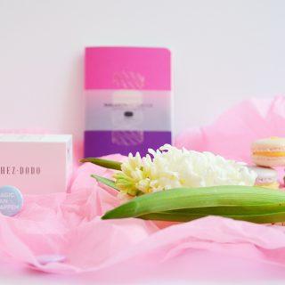 Macaron füzettel indítja a tavaszt a DOT for You