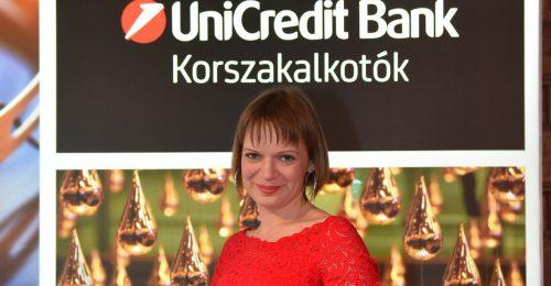 Vizuális nyertes: Magyarósi Éva, animációs rendező, képzőművész