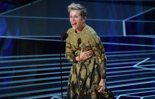 Frances McDormand zseniális Oscar-beszédben állt ki az egyenlőségért