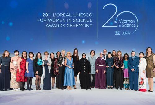 A világnak szüksége van a tudományra, a tudománynak pedig a nőkre
