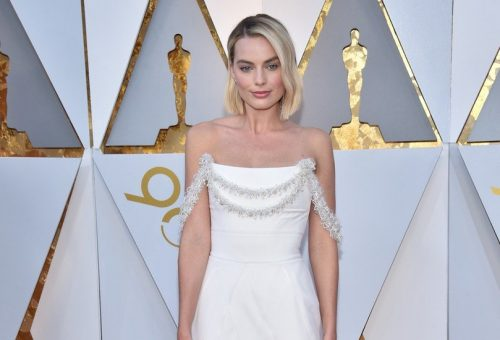 600 órán keresztül készült Margot Robbie Oscar-estélyije