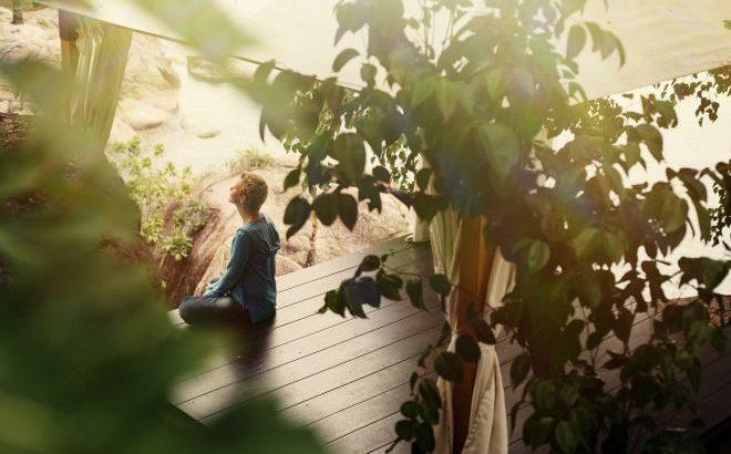Meditáció egy metszőollóval – mindfulness a kertben
