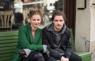 """Ullmann Mónika és fia, Miller Dávid: """"Hasonlítunk egymásra"""""""