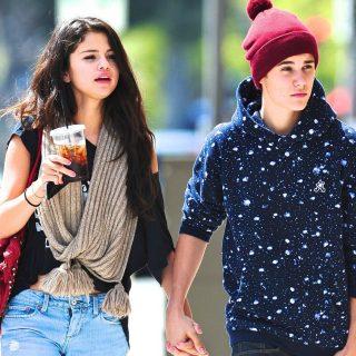 Selena Gomez és Justin Bieber között megint mosolyszünet van