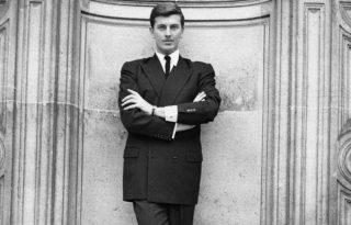5 idézet Hubert De Givenchy-től az időtlen stílus emlékére