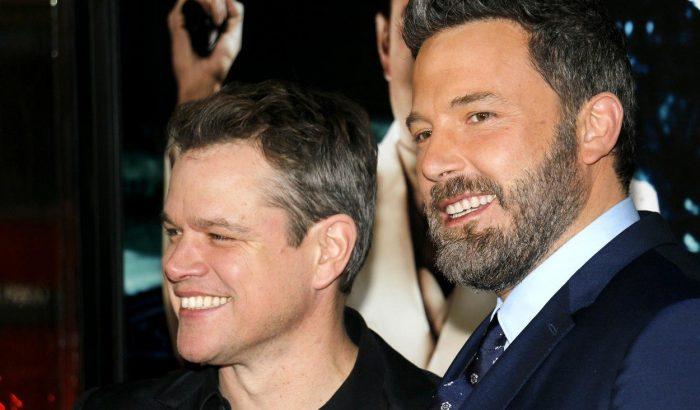 Matt Damon és Ben Affleck is Frances McDormand mellé áll