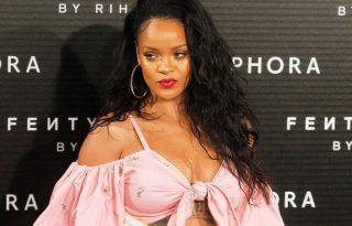 Rihanna hozza vissza a gyűlölt szemöldöktrendet?