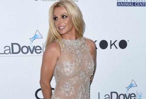 Britney Spears csupa nosztalgiába öltözik a Kenzo legújabb kampányában