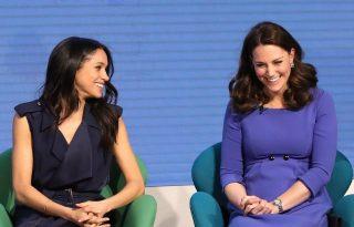 Meghan Markle és Kate Middleton nagyon jól álltak egymásnak