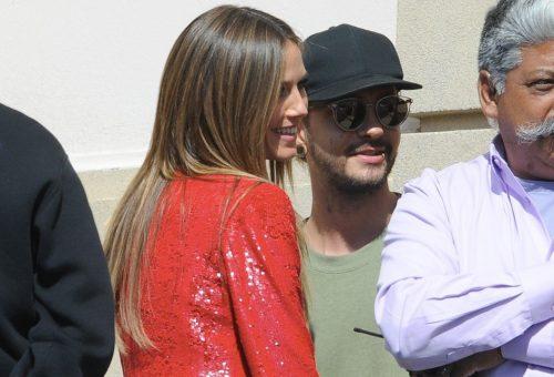 Heidi Klum és Tom Kaulitz már hivatalosan is felvállalja szerelmét