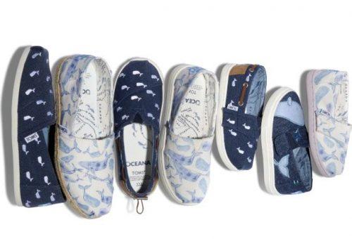 Bálnavédő cipők?