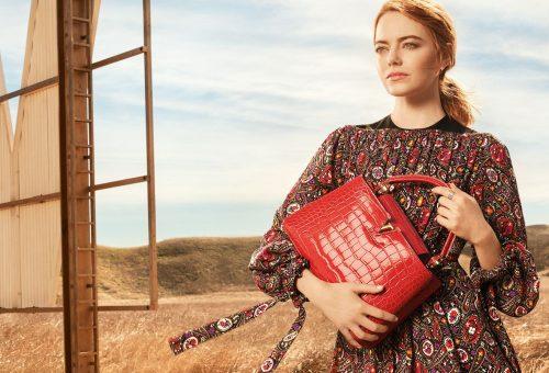 Emma Stone lett a Louis Vuitton új múzsája