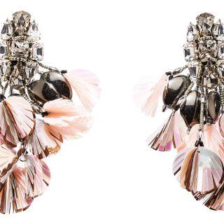 Egyedi fülbevalók a Rienne Creations márkától