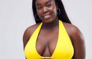 Plus size bikinimodellel erősít az ASOS