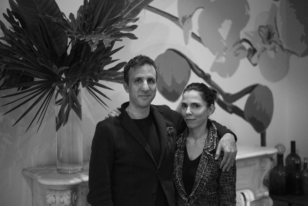 5. kép: David és Leora Seboek