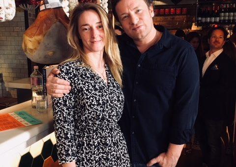 Jamie Olivert lenyűgözte Budapest