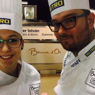 Feltörekvők: Spekova Friderika, szakács