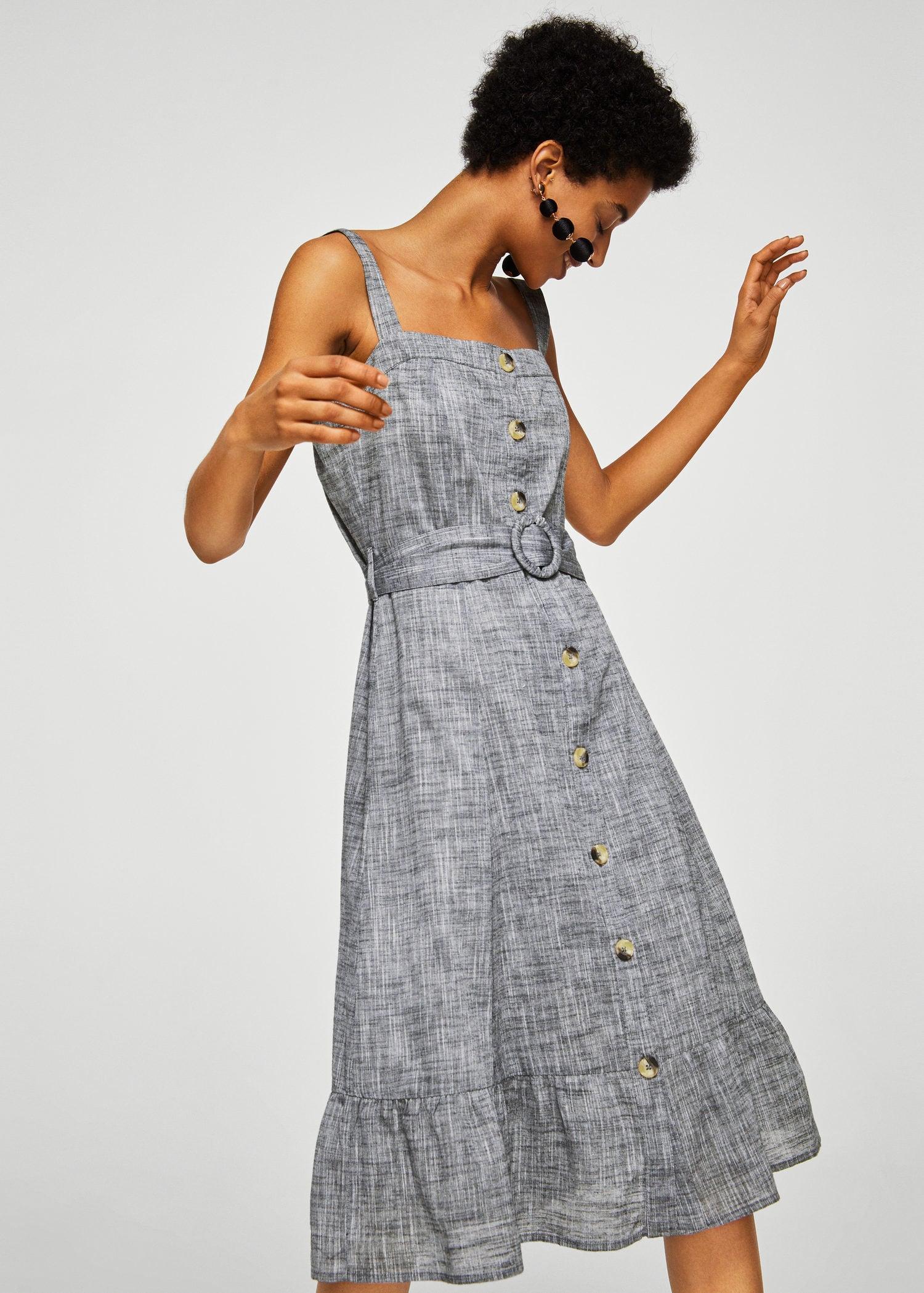 5. kép: Vászon ruha Mango 13 995 Ft