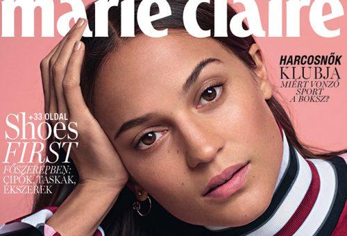 Megjelent a májusi Marie Claire