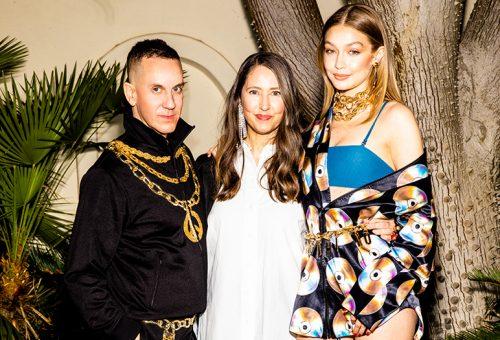 A H&M Instagramon fedte fel együttműködését a Moschinóval