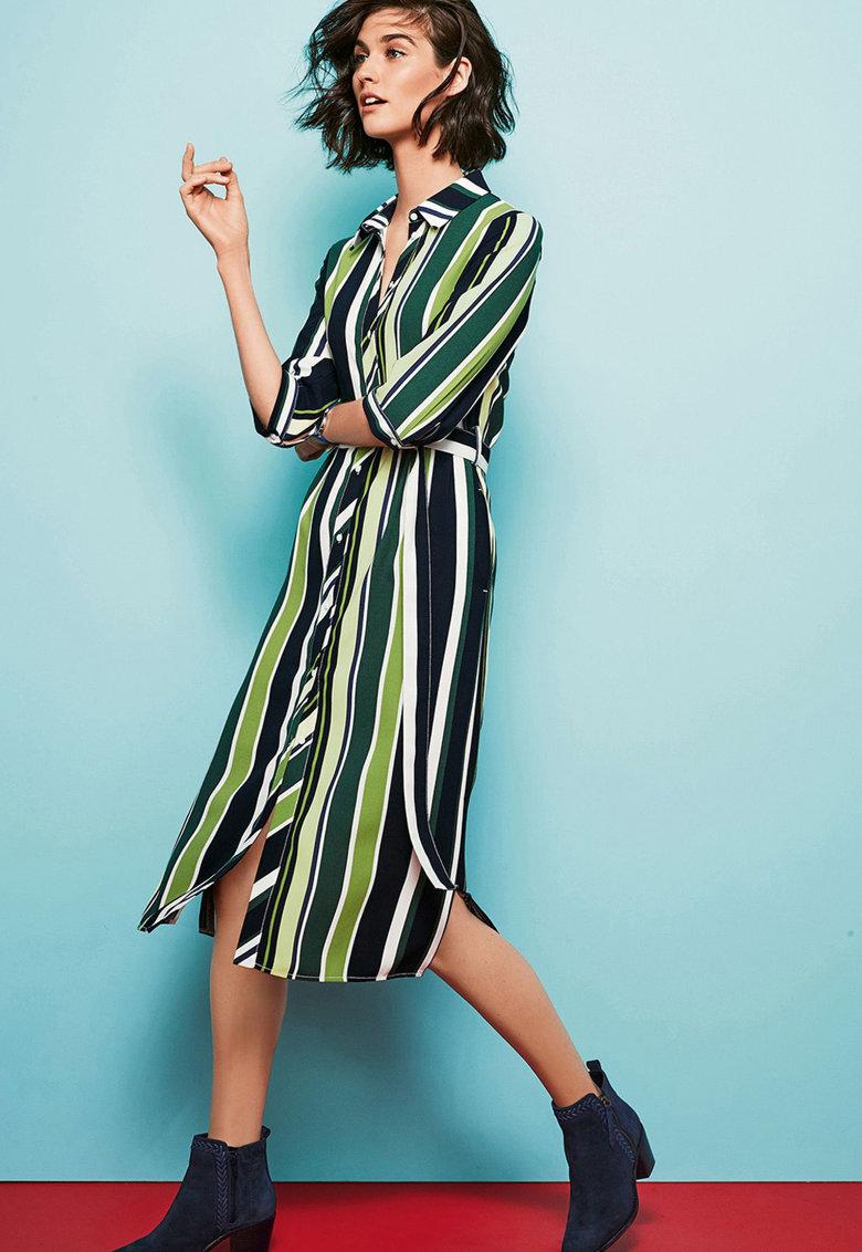 6. kép:  Csíkos ruha Next/Fashion Days 14 790 Ft