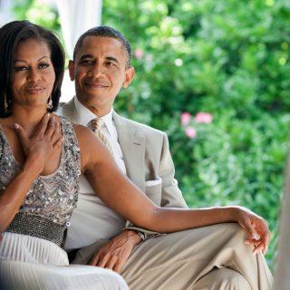 Obamáék viccesen köszöntötték az újszülött brit herceget