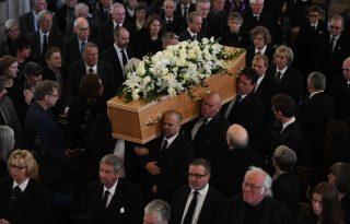 Méltó búcsút vettek Stephen Hawkingtól
