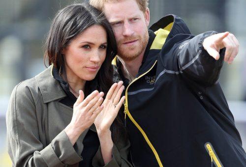 Így szólítja Meghan Markle Harry herceget, ha kettesben vannak