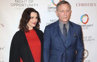 Első közös gyerekét várja Daniel Craig és Rachel Weisz