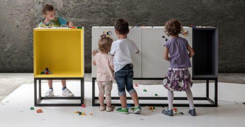 Dekoráld bútoraidat LEGO-val!