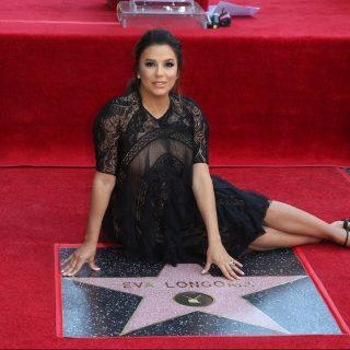 Végre Eva Longoria is csillagot kapott