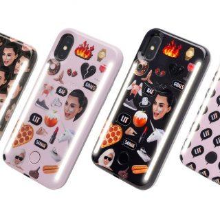 Emojis telefontok lett Kim Kardashianból