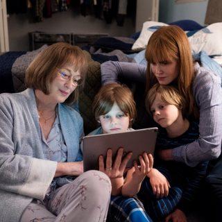 Az első fotó Meryl Streepről a Hatalmas kis hazugságokban