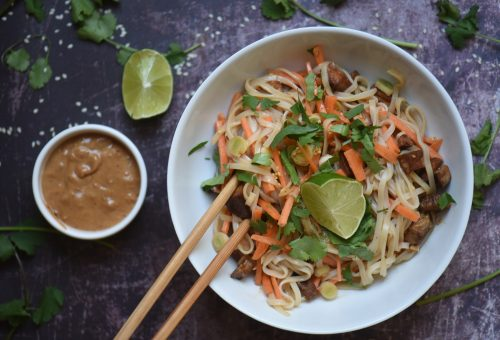 Egyszemélyes ázsiai tészta – nem csak szingliknek