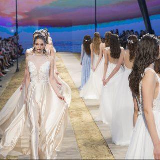 Elképesztő óceánparti csipkecsodákat álmodott meg az idei esküvőszezonra a Daalarna