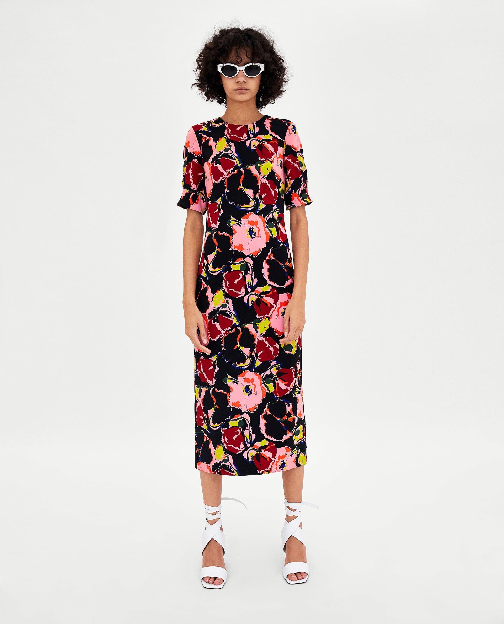 12. kép:  Virágos ruha Zara 9995 Ft