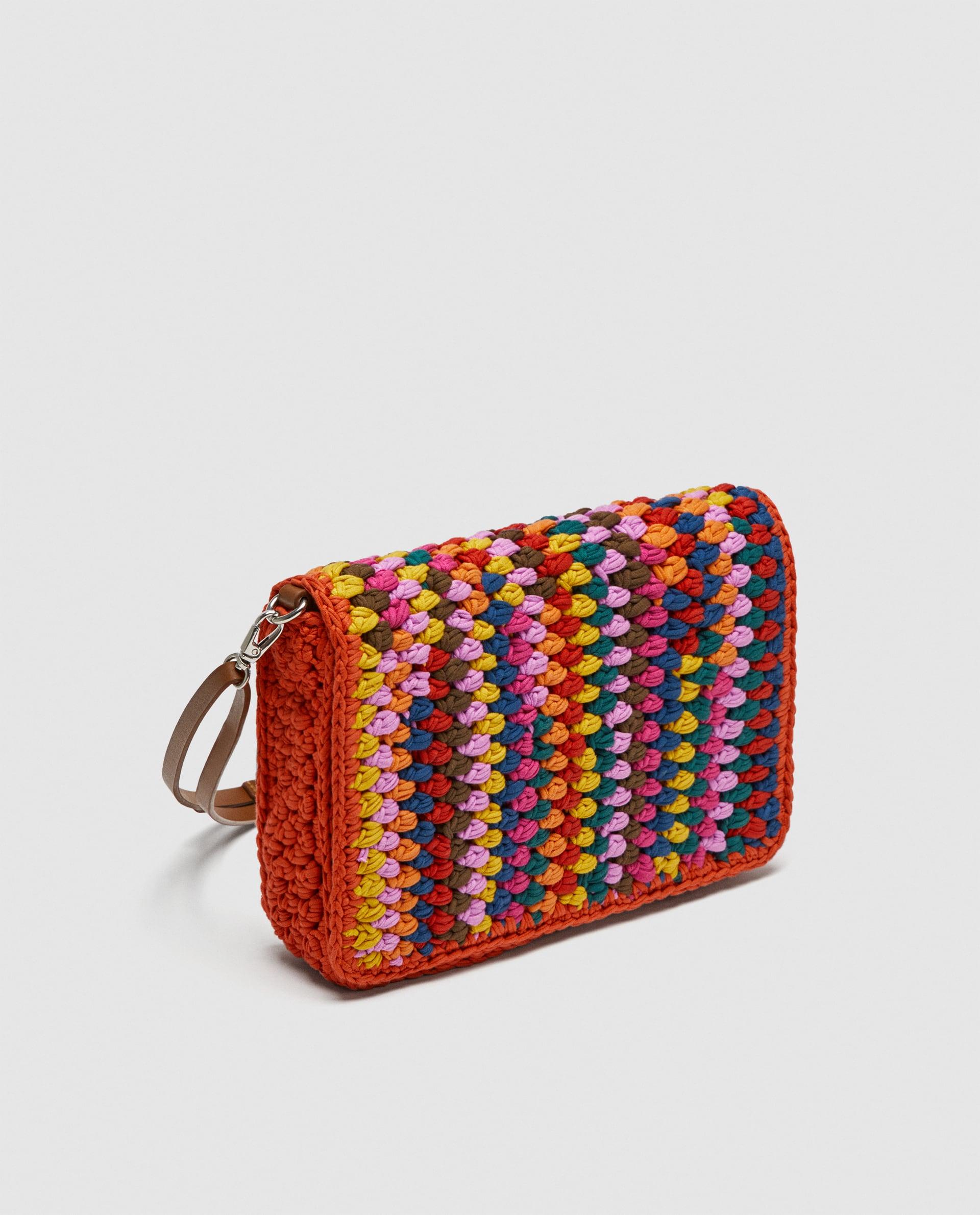 5. kép: Kötött táska Zara 19 995 Ft
