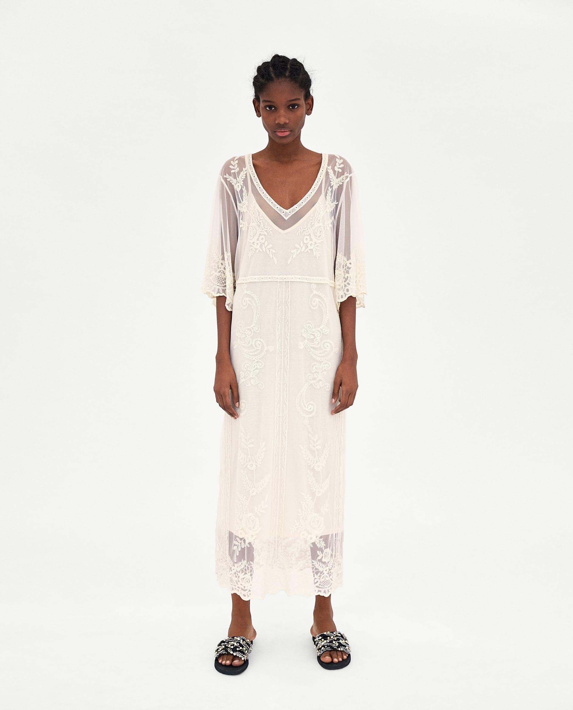 10. kép: Átlátszó ruha Zara 8995 Ft
