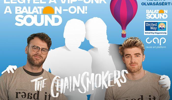 Magyar fiatalokért kampányol a The Chainsmokers